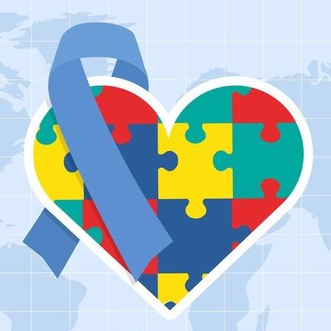 Descarga gratis Ilustración Plana Del Día Mundial De La Concienciación Sobre El Autismo